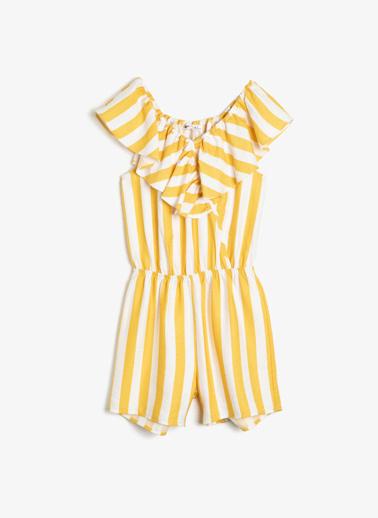 Koton Kids Tulum Sarı